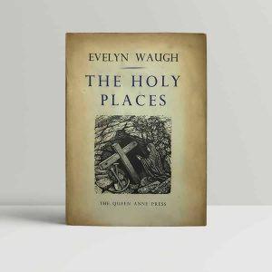evelyn waugh the holy places 375950
