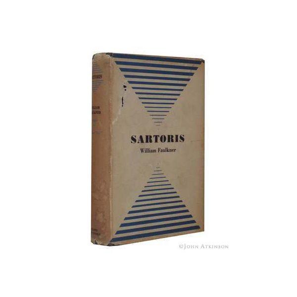 faulkner william sartoris first uk edition 1932 1