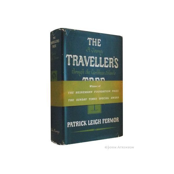 fermor patrick leigh the travellers tree first uk edition 1950 signed 1