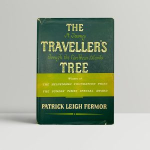 fermor patrick leigh the travellers tree first uk edition 1950 signed