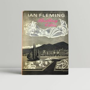 fleming ian thrilling cities first uk edition 1963