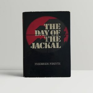 forsyth frederick the day of the jackal first signed