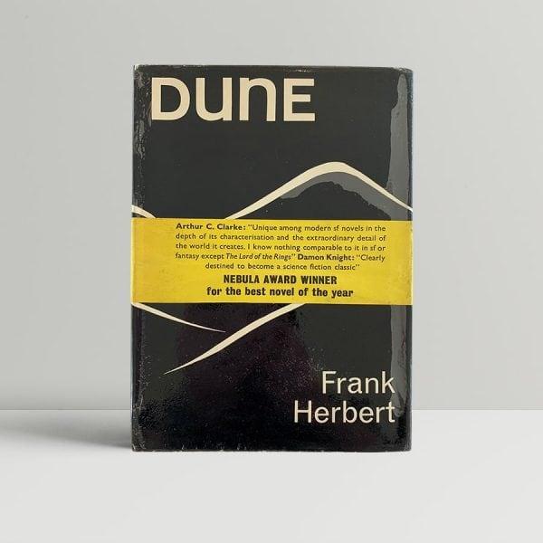 frank herbert dune first uk edition 1966 img 3824