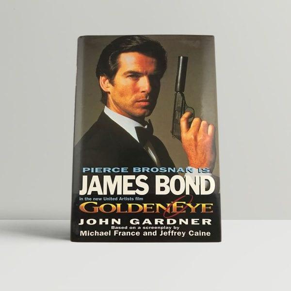gardner john ian fleming goldeneye first uk edition 1996
