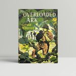 gerald durrell the overloaded ark first uk edition 1953