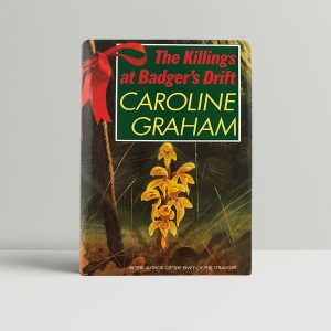 graham caroline the killings at badgers drift first uk edition