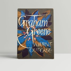 graham greene a burnt out case first uk edition 1961
