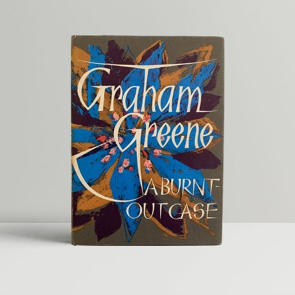 graham greene a burnt out case first uk edition 1961 signed to dorothy craigie 11509