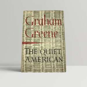 graham greene the quiet american first uk edition 1955 5