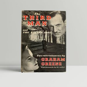 graham greene the third man and the fallen idol first uk edition 1950 11499