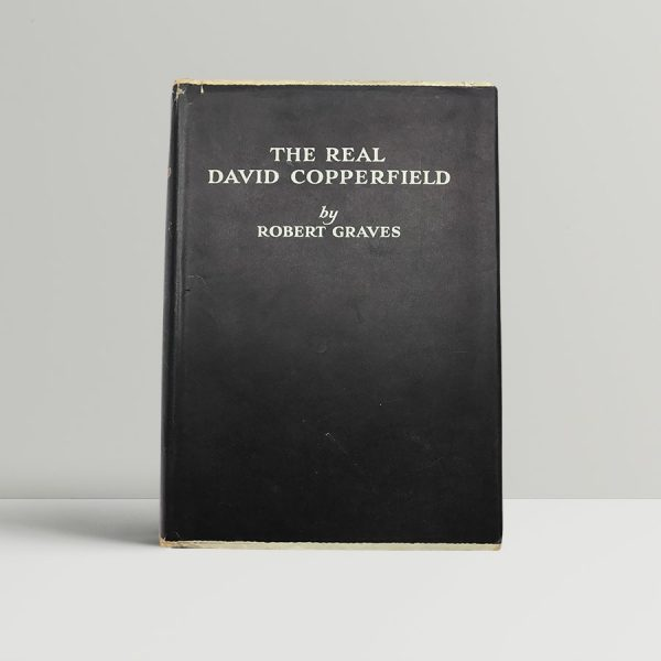 graves robert the real david copperfield first uk edition 1933