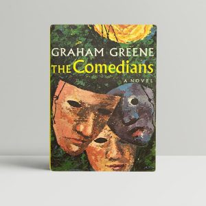greene graham the comedians first uk edition 1966