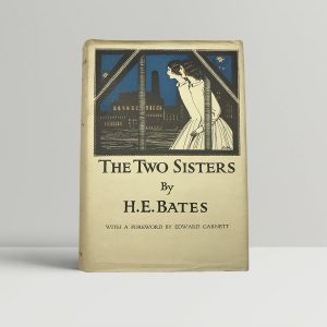 h e bates the two sisters first uk edition 1926 signed
