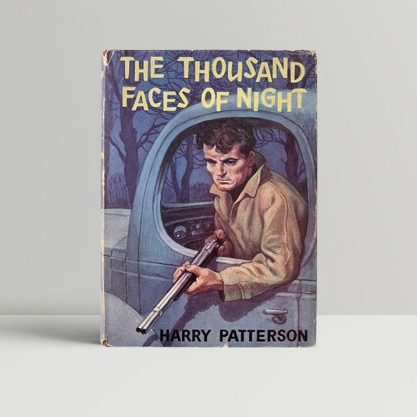 harry patterson the thousand faces of night first edition 1961