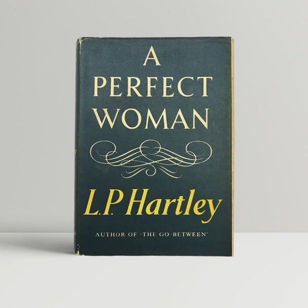 hartley l p a perfect woman first uk edition 1955 signed