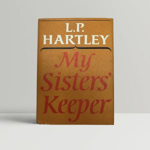 hartley l p my sisters keeper first uk edition 1970 signed