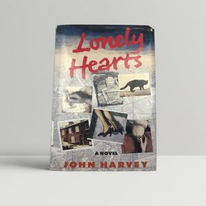 harvey john lonely hearts first uk edition 1989