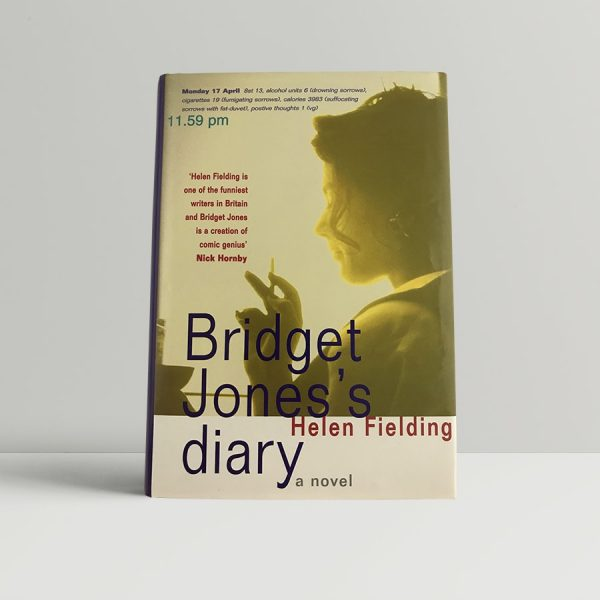 helen fielding bridget joness diary first uk edition 1996