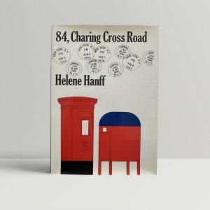 helene hanff 84 charing cross road first uk edition 1971