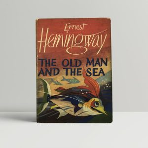 hemingway ernest the old man and the sea first uk edition 1952 2 1