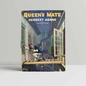herbert adams queens mate first uk edition 1931