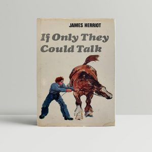 herriot james if only they could talk first uk edition 1970