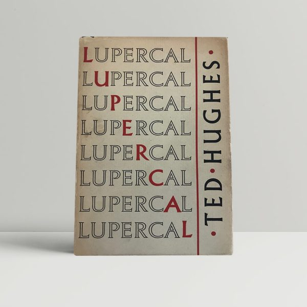 hughes ted lupercal first uk edition 1960 signed