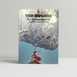 hughes ted the dreamfighter and other creation tales first uk edition