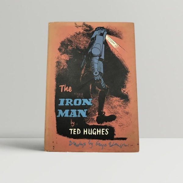 hughes ted the iron man first uk edition 1968