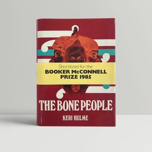 hulme keri the bone people first uk edition 1985