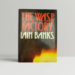 iain banks the wasp factory first uk edition 1984 2