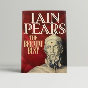 iain pears the bernini bust first uk edition 1992 signed