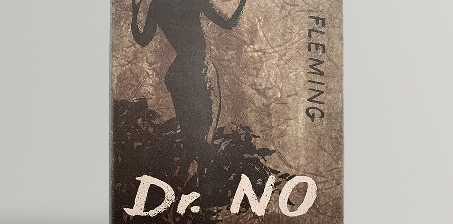 ian fleming dr no first uk edition 1958 fine copy