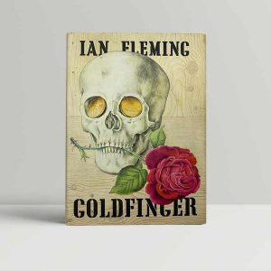 ian fleming goldfinger first uk edition 1959 fine