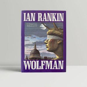 ian rankin wolfman first uk edition 1992