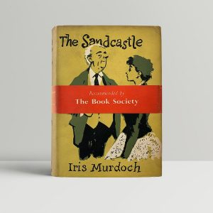 iris murdoch the sandcastle first uk edition 1957