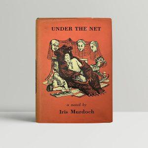 iris murdoch under the net first uk edition 1954