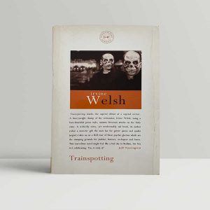 irvine welsh trainspotting first uk edition 1993