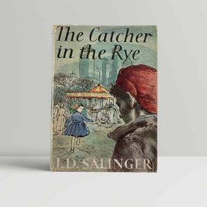 j d salinger the catcher in the rye first uk edition 1951