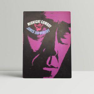 james leo herlihy midnight cowboy first uk edition 1965