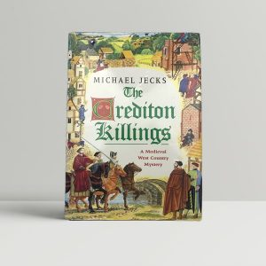 jecks michael the crediton killings first uk edition signed