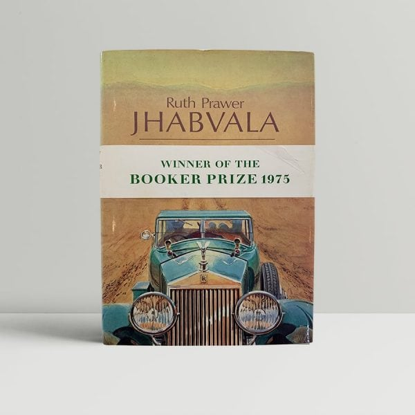 jhabvala ruth prawer heat and dust first uk edition 1975