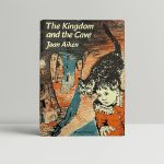 joan aiken the kingdom and the cave first uk edition 1960
