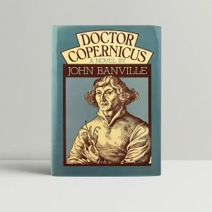 john banville doctor copernicus first uk edition 1976