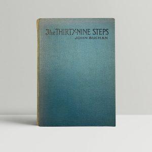 john buchan the thirty nine steps first uk edition 1915 2