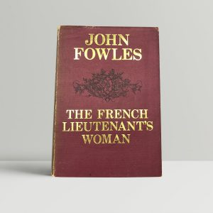 john fowles the french lieutenants woman first uk edition 1969 2