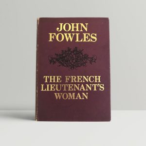 john fowles the french lieutenants woman first uk edition 1970 signed and inscribed