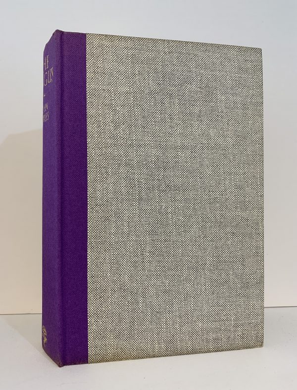 john fowles the magus first uk edition 1966 signed and inscribed img 8520 2