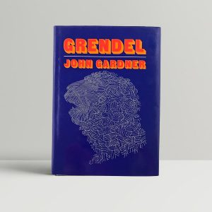 john gardner grendel first uk edition 1972 9991