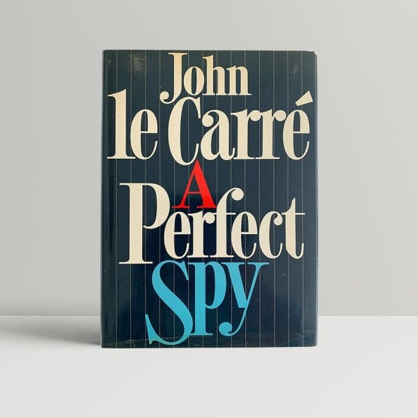 john le carre a perfect spy first uk edition 1986 signed img 2612 2